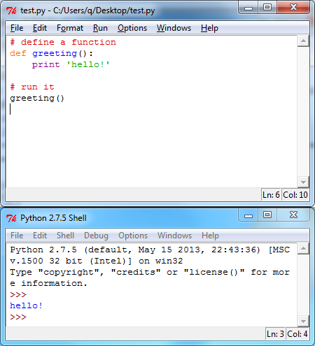 Python Run File