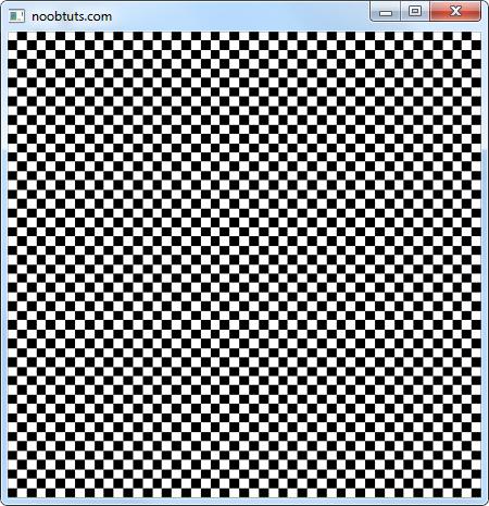 opengl internal resolution 50x50