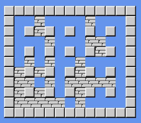 All Blocks positioned