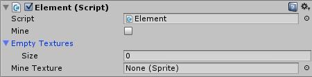 Element Script Texture Slots