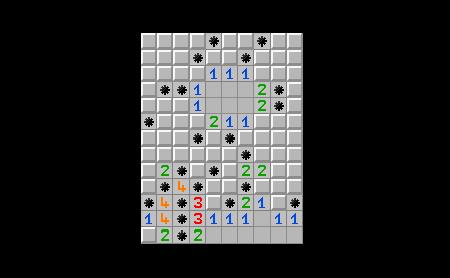 Unity Minesweeper