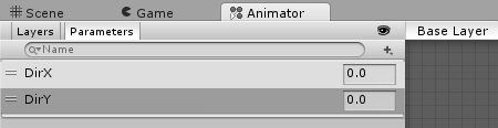 Pac-Man Animator Parameters
