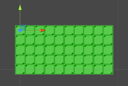 Duplicated Grass Tiles