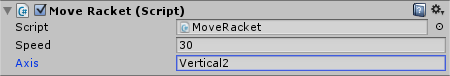 MoveRacket Vertical2 Axis