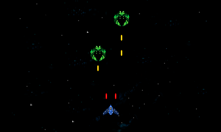 Unity 2D Space Shooter