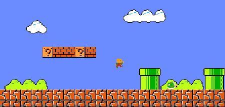 Unity Super Mario Bros.