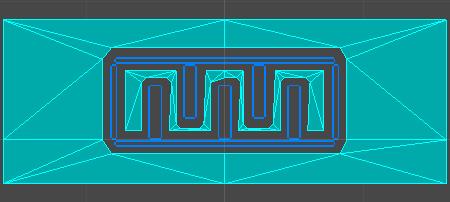 Unity Navigation2D GroundScale