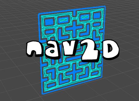 Unity Navigation2D