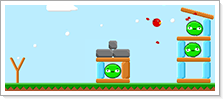 Unity 2D Angry-Birds Game