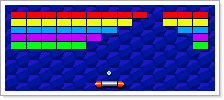 Unity 2D Arkanoid Game