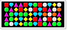 Unity 2D Bejewled Game