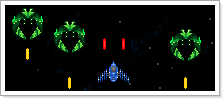 Unity 2D Space Shooter Game